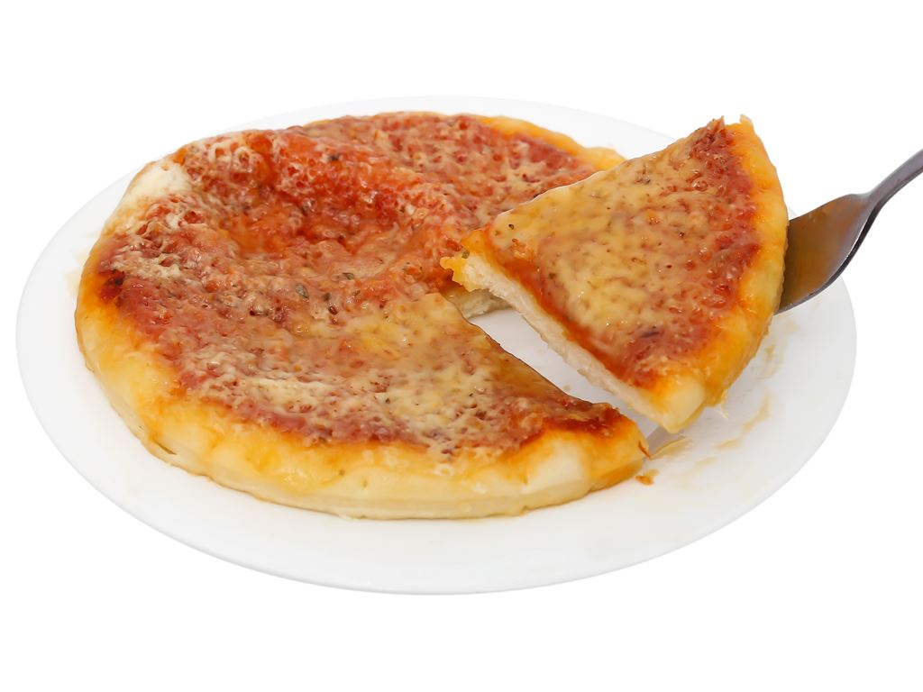Pizza Manna phô mai HT Food 120g 8