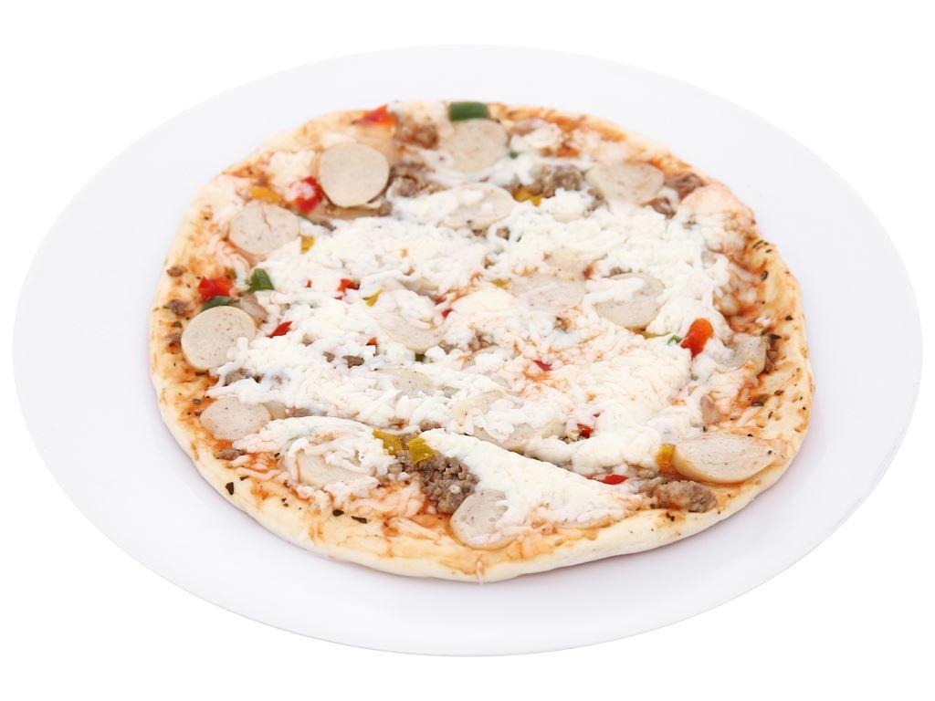 Pizza bò bằm La Cusina 180g 5
