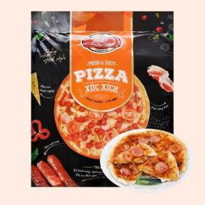Pizza xúc xích La Cusina 180g