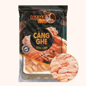 Thịt càng ghẹ đông lạnh Mama Food khay 150g