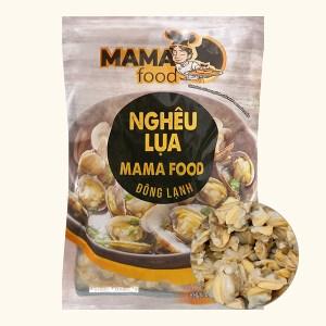 Nghêu lụa đông lạnh Mama Food gói 200g