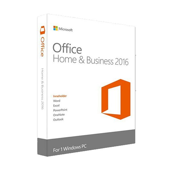 Office Home & Business 2016 for PC vĩnh viễn 1 máy All languages