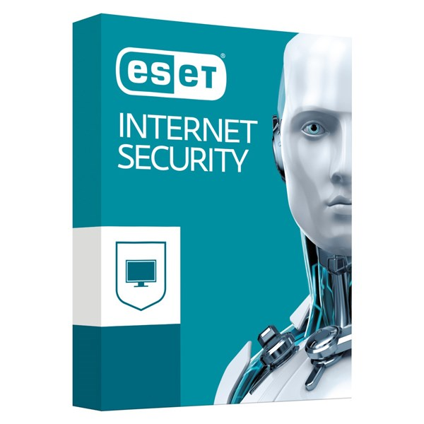 ESET Internet Security - Windows 1PC/Năm