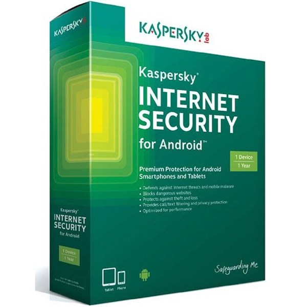 Kaspersky Mobile Security cho Android (1 thiết bị/1 năm)