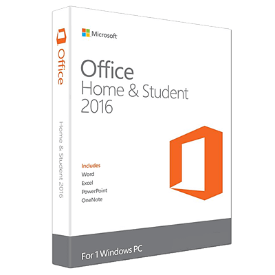 Office Home and Student 2016 Win English (không thời hạn/1PC)