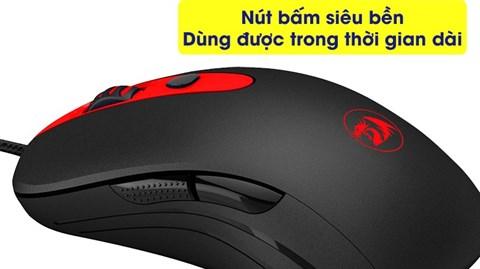 Chuột game Redragon Gerberus M703