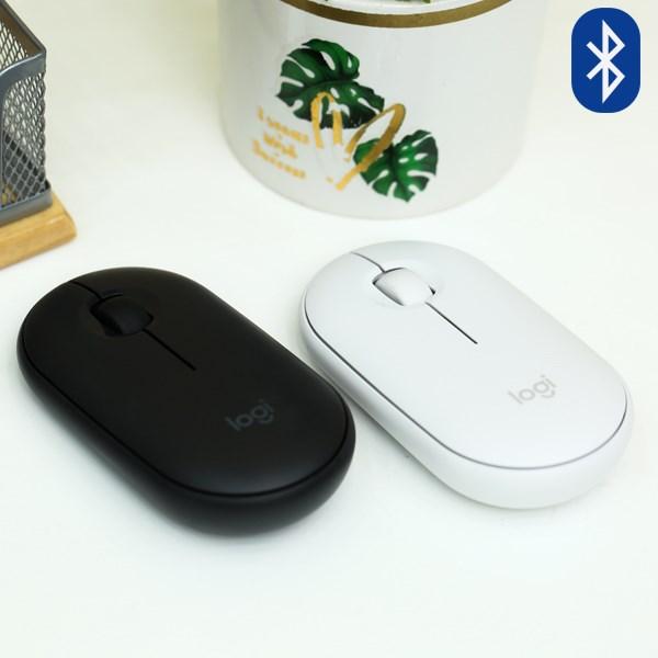 Chuột không dây Silent Logitech Pebble M350