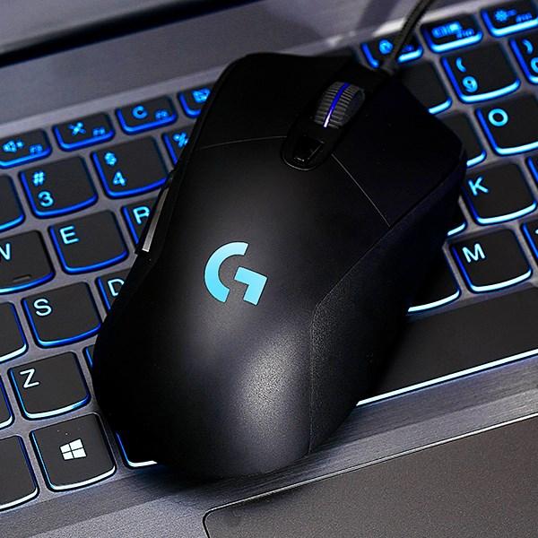Chuột Gaming Logitech G403 Hero Đen