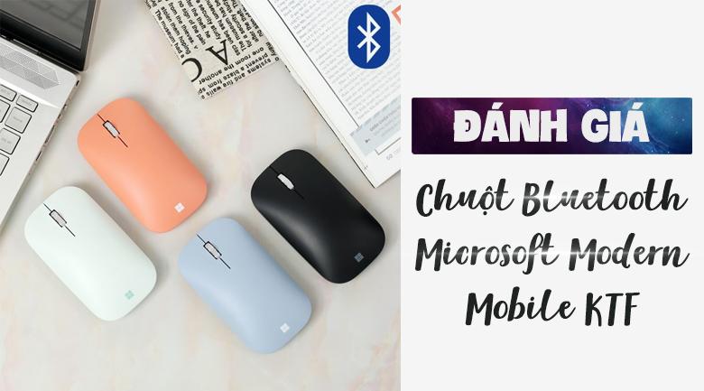 Chuột Bluetooth Microsoft Modern Mobile KTF