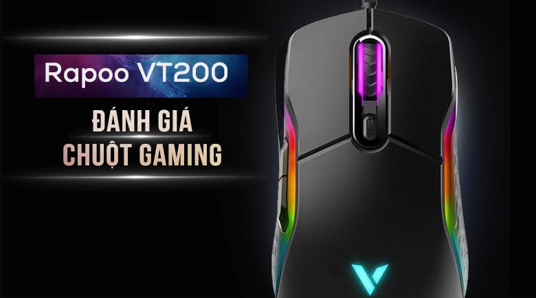 Chuột Có Dây Gaming Rapoo VT200