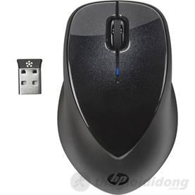 Chuột không dây HP X4000 thiết kế cân đối, đẹp mắt
