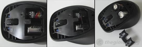 HP X4000 cùng hai cục pin sử dụng lên đến 30 tháng