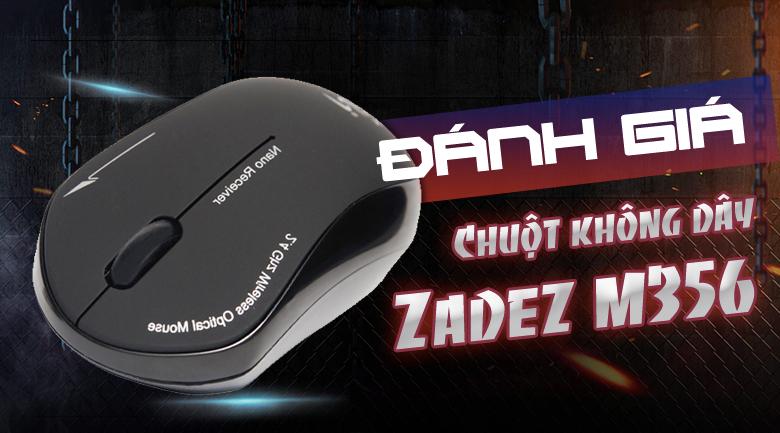 Chuột Không Dây Zadez M356