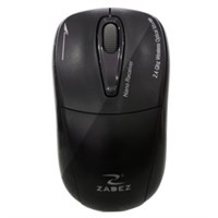 Bluetooth Mouse Zadez M356 ខ្មៅ