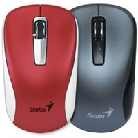 Bluetooth Mouse Genius NX 7010 ក្រហម