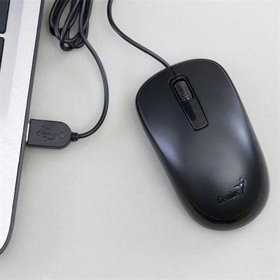 Chuột có dây Genius DX-125 Đen