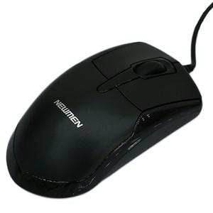 Chuột có dây Newmen M300 Đen - KG