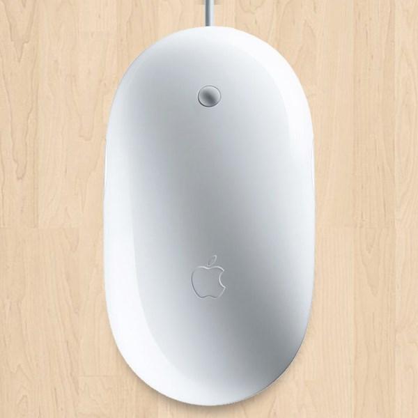 Chuột có dây Apple MB112 Trắng