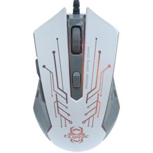 Chuột có dây Gaming Cliptec Theropo RGS562 Trắng