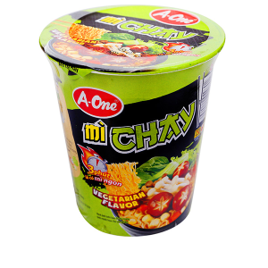 Mì chay A-one ly 65g