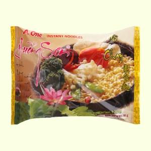 Mì chay A-one Hương Sen gói 85g