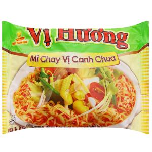 Mì chay Vị Hương canh chua gói 65g
