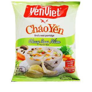 Cháo yến chay rau nấm Yến Việt gói 50g