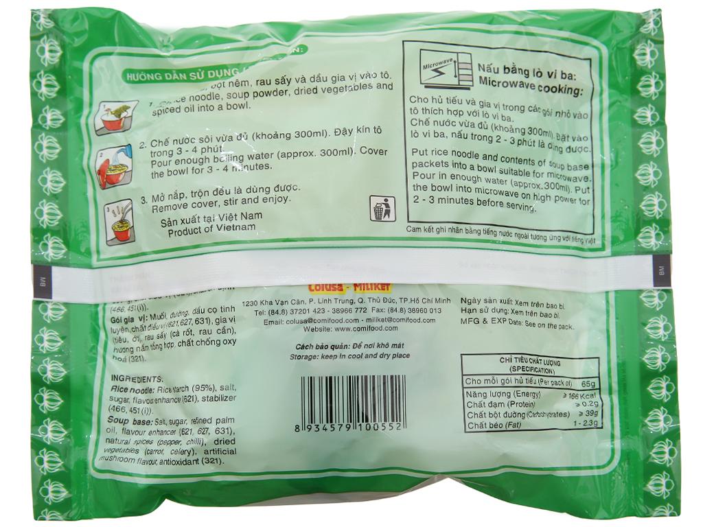 Hủ tiếu chay Bích Chi gói 65g 2