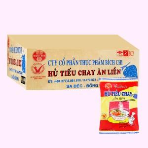 Thùng 30 gói Hủ tiếu chay vina Bích Chi 60g