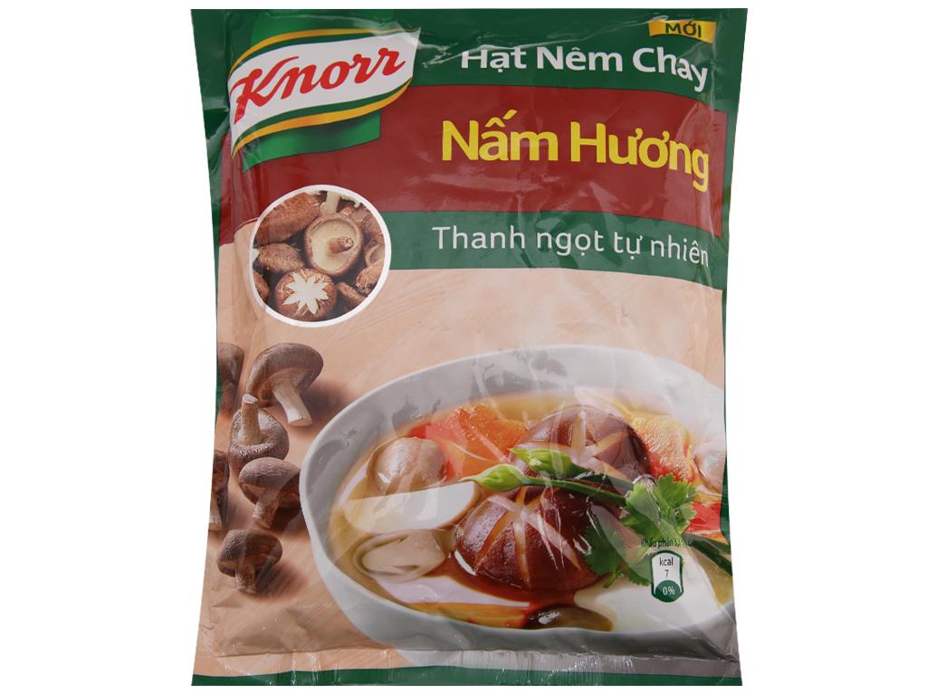 Hạt nêm chay nấm hương Knorr gói 380g 1
