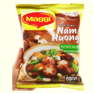 Hạt nêm Cao cấp vị nấm hương Maggi gói 450g