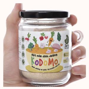 Bột nêm dinh dưỡng Kodomo Jan's hũ 90g