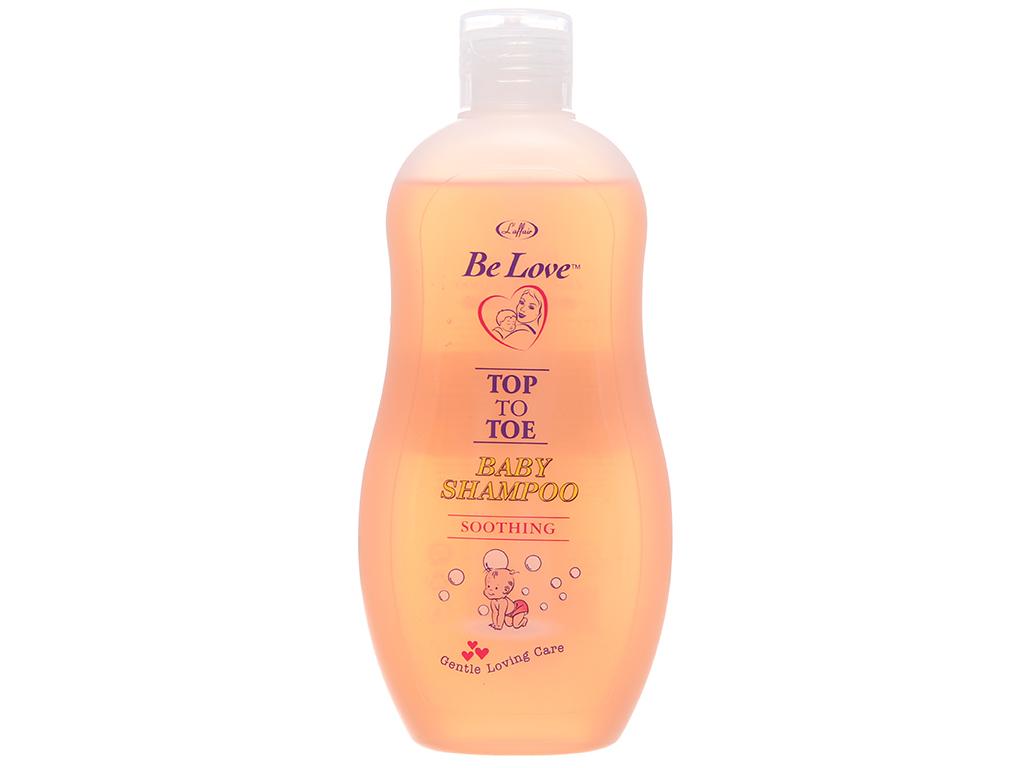 Tắm gội toàn thân cho bé L'Affair Be Love dịu êm và thoải mái 250ml 2