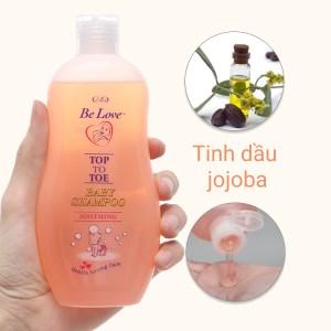 Tắm gội toàn thân cho bé L'Affair Be Love dịu êm và thoải mái 250ml