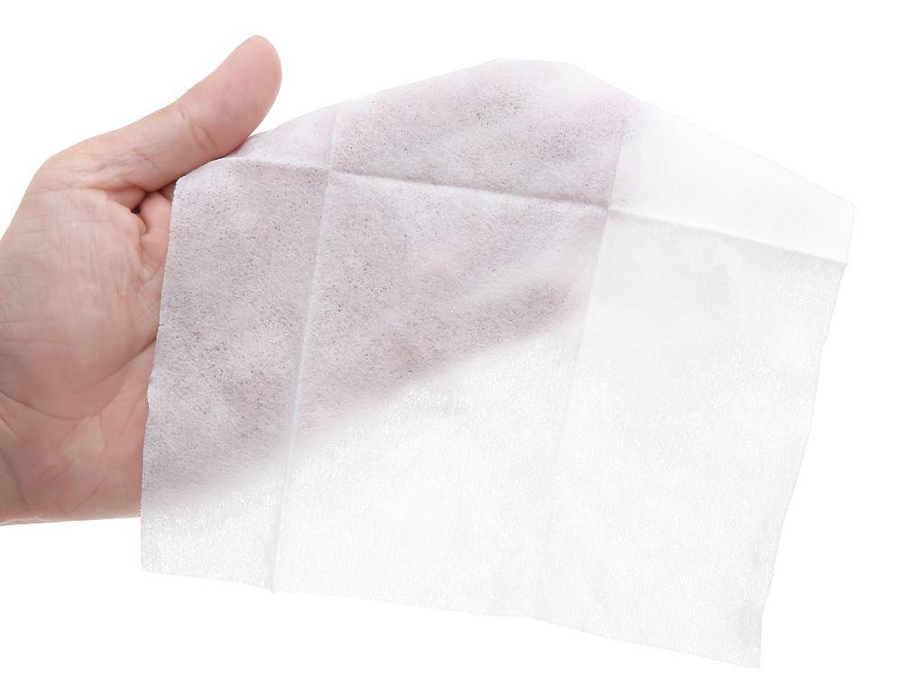 Khăn ướt Puri không mùi gói 10 miếng 5