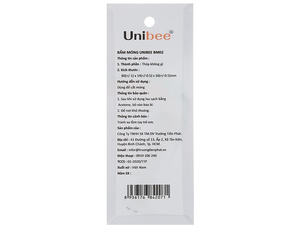 Bấm móng tay Unibee BM-02 2