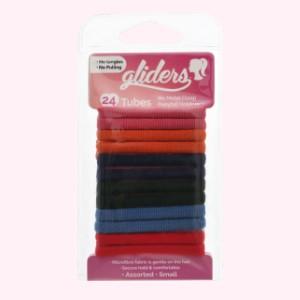 Bộ 24 thun cột tóc nhiều màu Gliders