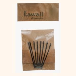 Kẹp mái Kawaii HT09 - Giao mẫu ngẫu nhiên