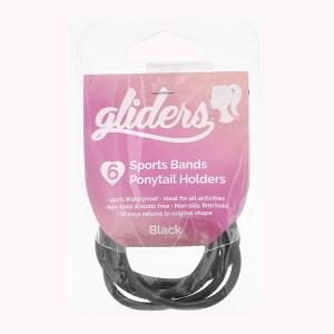 Bộ 6 dây cột tóc thể thao Gliders