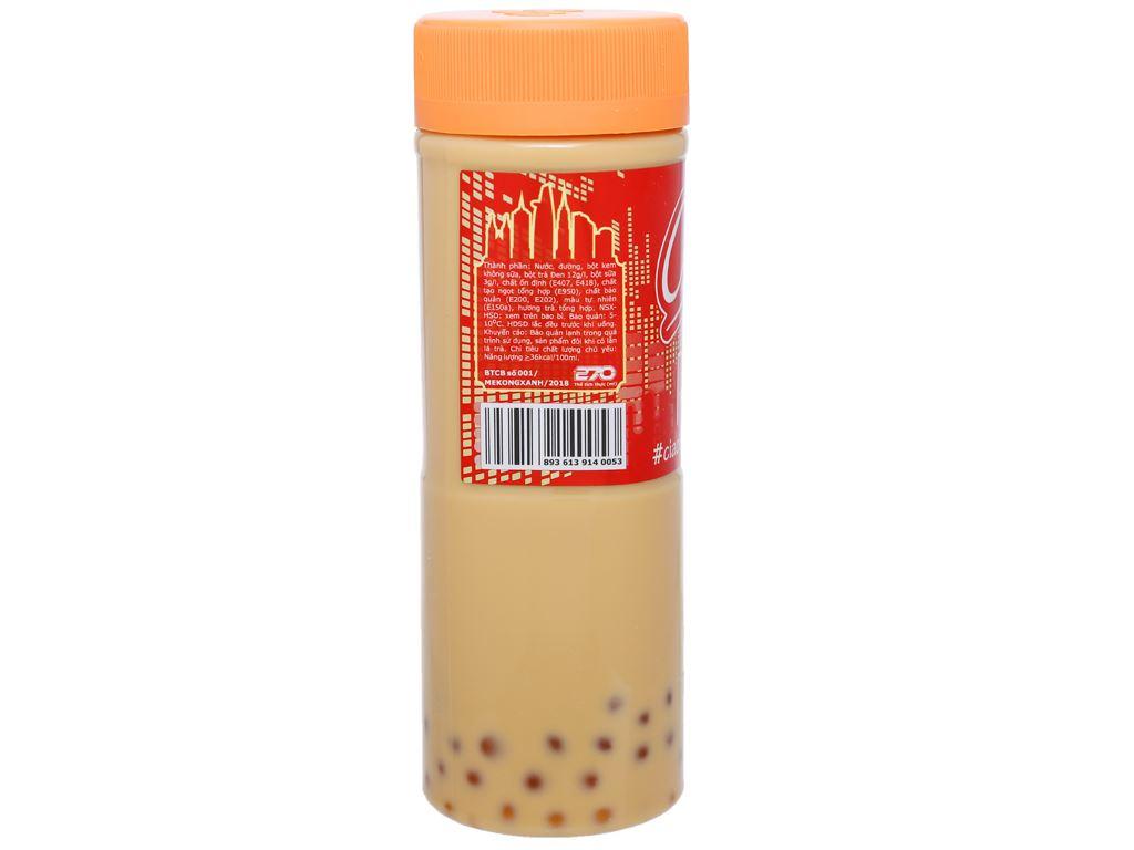 Trà sữa trân châu Ciao Thái Sơn chai 270ml 2