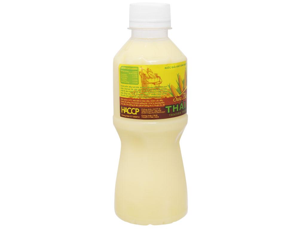 Sữa bắp nếp Thái Sơn chai 330ml 3