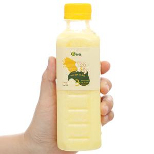 Sữa bắp Omi chai 330ml
