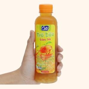 Trà đào cam sả Ola chai 330ml