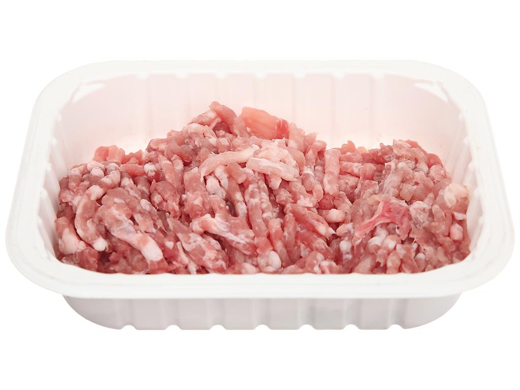 Thịt heo xay C.P khay 500g 2