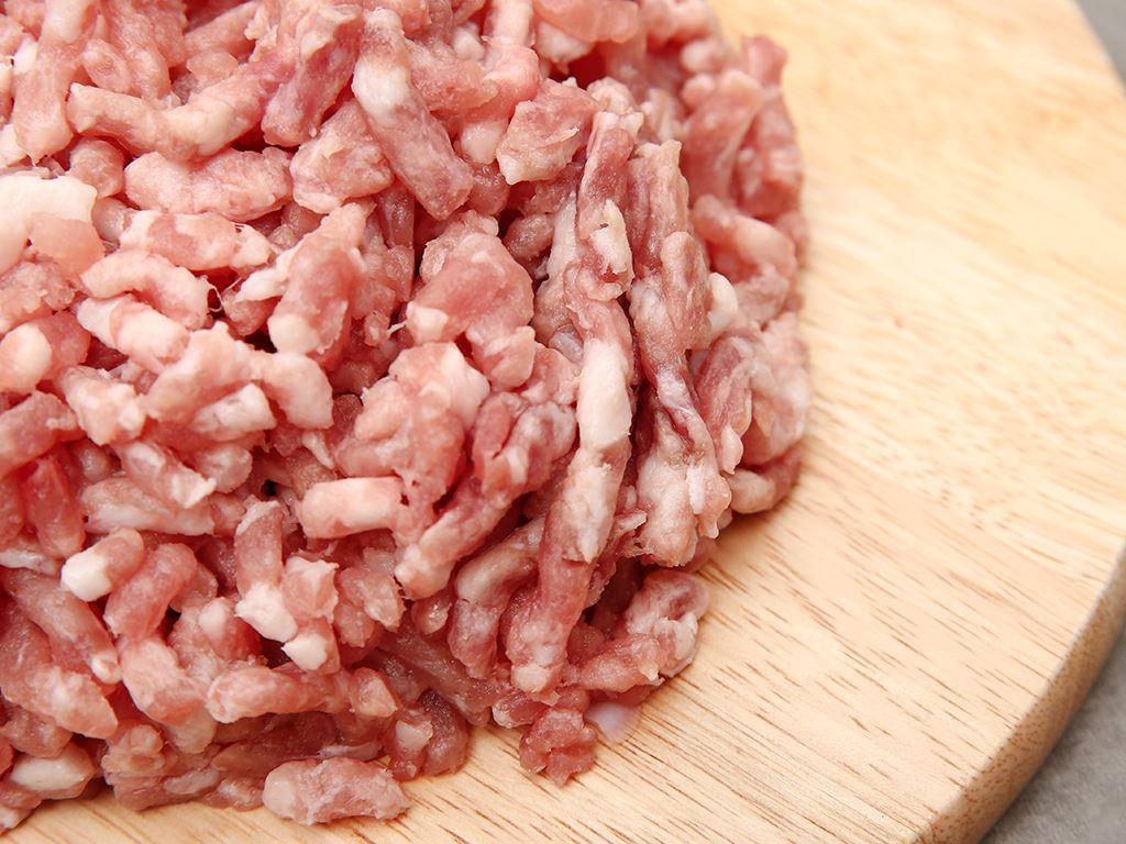 Thịt heo xay C.P khay 500g 4