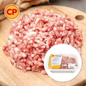 Thịt heo xay C.P khay 500g