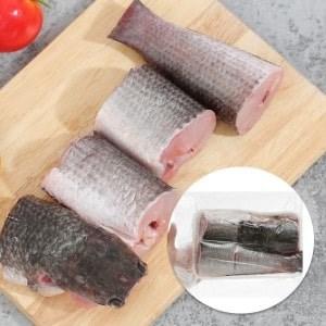 Cá lóc sống khay 500g