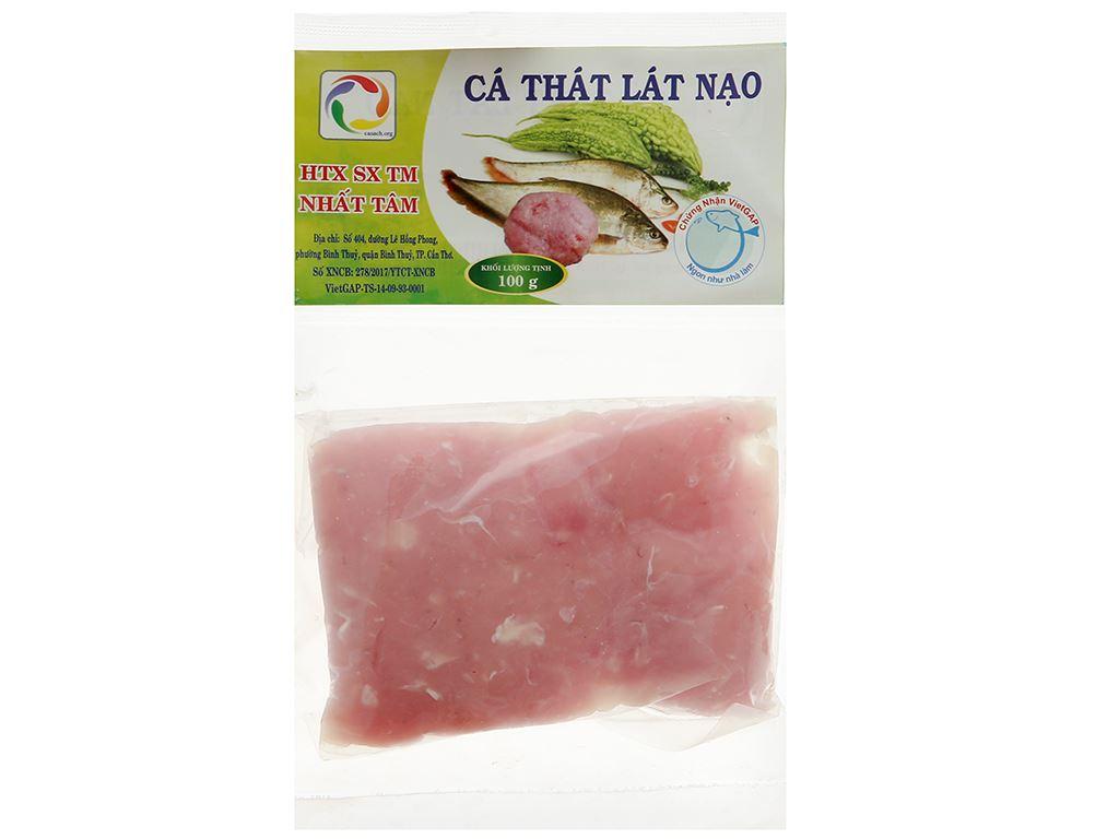 Chả cá thát lát nạo gói 100g 1