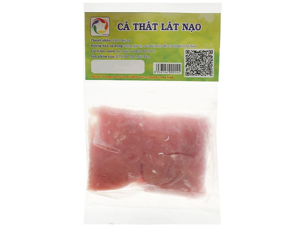 Chả cá thát lát nạo gói 100g 3