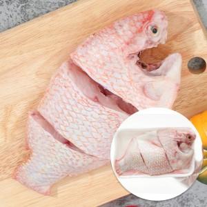 Cá điêu hồng làm sạch khay 500g